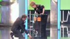 Colin Firth e Meryl Streep (BBC)