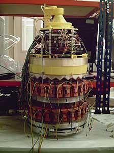 Ecobot 3 (foto: Laboratório de Robótica da Universidade de Bristol)