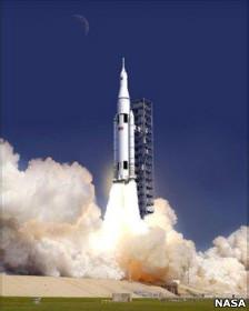 Proyecto cohete SLS de la NASA