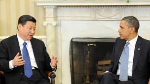 باراک اوباما و شی جینپینگ