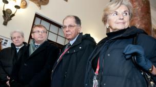 Лікарі, які обстежили Тимошенко