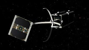 Cientistas suíços criam 'satélite-faxineiro' para recolher lixo espacial