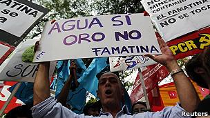 En Argentina se caldea la polémica por la minería