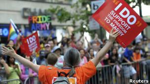 A parada gay de San Francisco (Foto: Reuters)