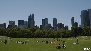 Nova York, em foto de arquivo