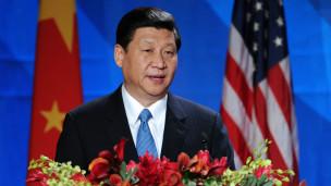 被广泛认为将成为下届中国最高领导人的习近平