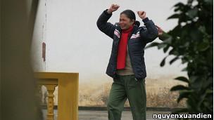 Bà Bùi Thị Minh Hằng