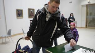 Языковой референдум в Латвии, 18 февраля 2012 года