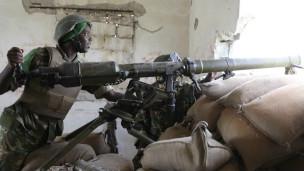خبراء عسكريون بريطانيون في الصومال لدعم قوات الاتحاد الأفريق