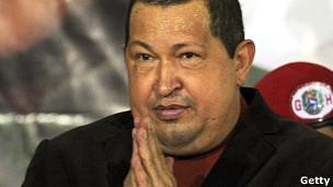 Hugo Chávez (Getty Images)