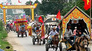 Người Khmer ở miền Tây Nam Bộ