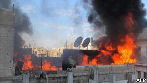 Comissão da ONU acusa autoridades sírias de crime contra a humanidade