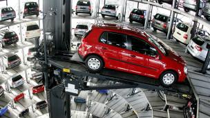 فولکس واگن پرفروش ترین خودرو سال 2011 در آمریکا بود