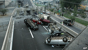 terremoto en Chile en 2010