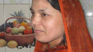 कुतुबुद्दीन की पत्नी