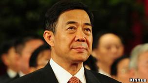 薄熙来(2012年1月档案照片)