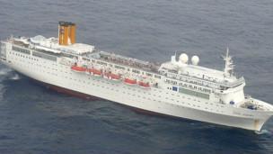 السفينة الإيطالية