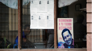Hugo Chávez se opera en Cuba