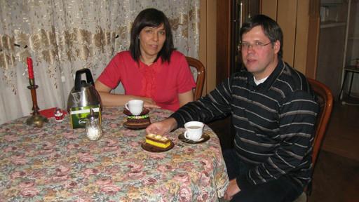 丹尼洛维奇夫妇