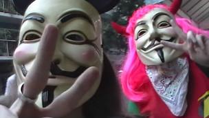 Anonymous en Argentina