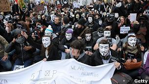 Anonymous en París