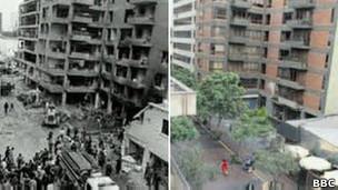 Coche bomba de Sendero Luminoso en Lima