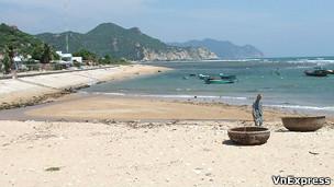 Vùng biển Ninh Thuận