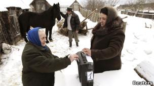 انتخابات ریاست جمهوری در روسیه