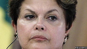 Dilma Rousseff (arquivo/Reuters)