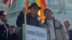Biểu tình ở Mỹ đòi nhân quyền cho Việt Nam