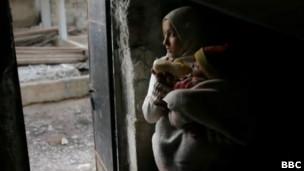 Refugiada síria