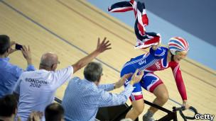 Dar la mano en los Juegos Olímpicos