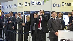 Com 'vitrine' na Alemanha, empresas de TI buscam nova imagem para o Brasil