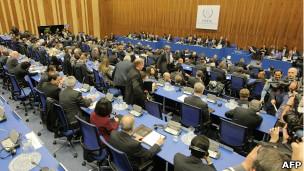 اجلاس شورای حکام در وین