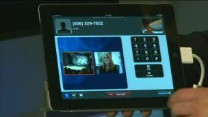 Video chat en el Ipad