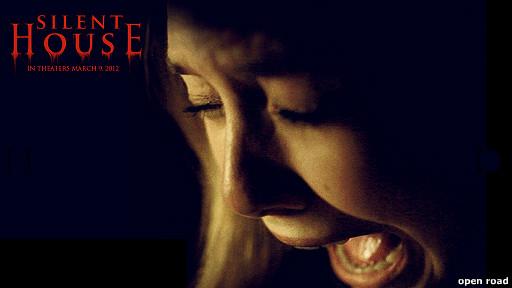 afiche de la película Silent House