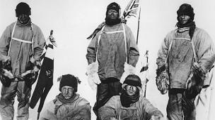 Lawrence Oates y los otros exploradores