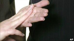 Lenguaje de señas