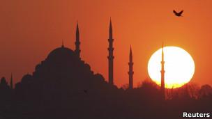 Masjid di Istambul
