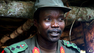 Joseph Kony | Foto: AP