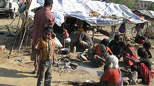 Habitantes de India