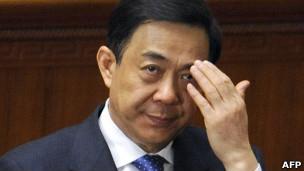 薄熙来将不再担任重庆市委书记职务。