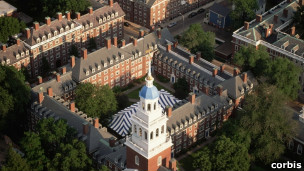 Escándalo en Harvard