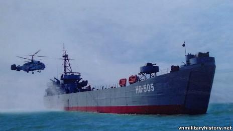 Tàu HQ 505