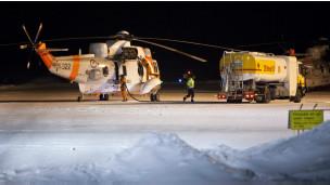 طائرة نقل عسكرية نرويجية من طراز هركيوليز