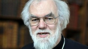Askofu Rowan Williams