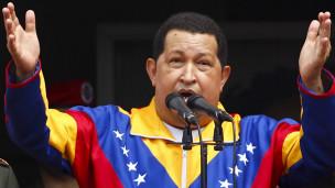 Hugo Chávez. Reuters