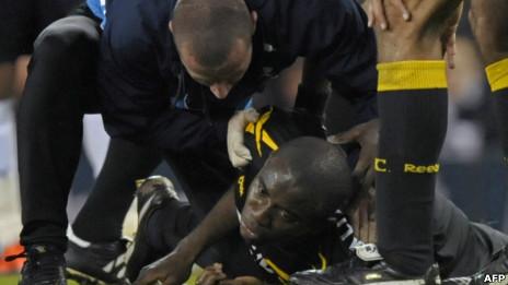 Bolton Fabrice Muamba: Serangan Jantung di Lapangan Hijau