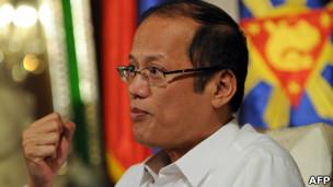 Tổng thống Phippines Benigno Aquino