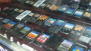 سوق هواتف في الهند